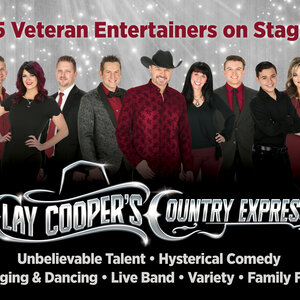 Clay Cooper's Country Music Express Morning Show