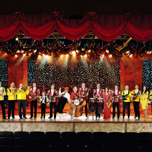 The Presleys' Country Jubilee Cast